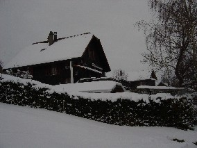 Anfahrt ans Haus