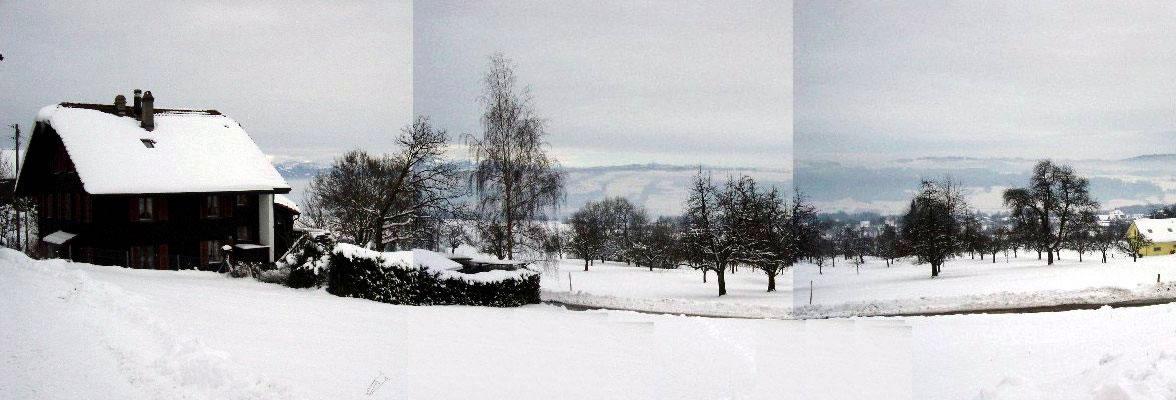 Der Hexensturm im Winter